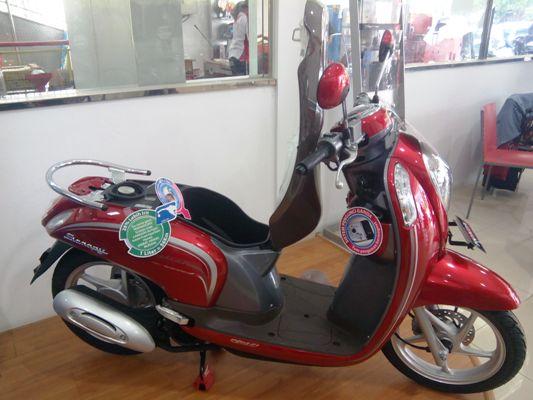 Daftar Dealer Sepeda Motor di Malang - Honda Kartika Sari Putra Celaket