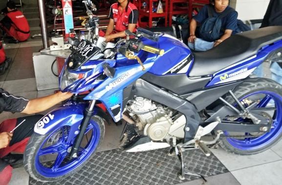 Daftar Bengkel Motor di Makassar - Service Motor di Makassar - Sinar Alam Pratama