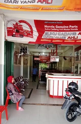 Daftar Bengkel Sepeda Motor di Banda Aceh - AHASS UTAMA SERVICE