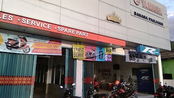 Daftar Bengkel Sepeda Motor di Bandar Lampung - Yamaha Bahana Panjang