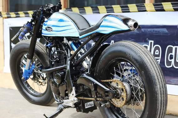 Daftar Bengkel Sepeda Motor di Bengkulu - Rockers Motorcycle Custom