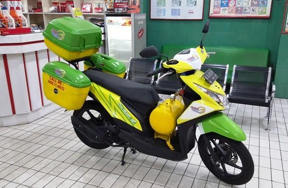 Daftar Bengkel Sepeda Motor di Malang - Ahass Bengkel Tongan