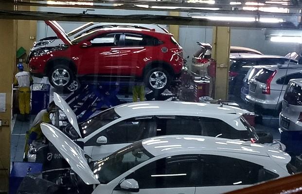 Daftar Lengkap Dealer Mobil di Makassar - Honda Sanggar Laut Selatan