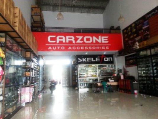 Toko Aksesoris Mobil di Makassar - Carzone Auto Accessories