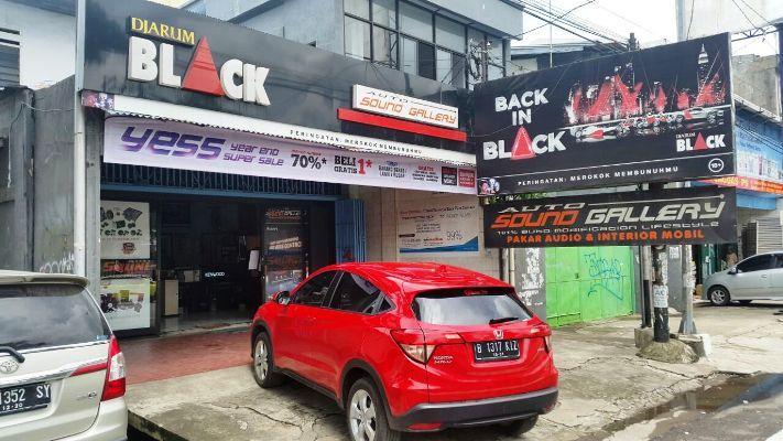 Toko Audio Mobil di Makassar  Car Stereo Store di Makassar