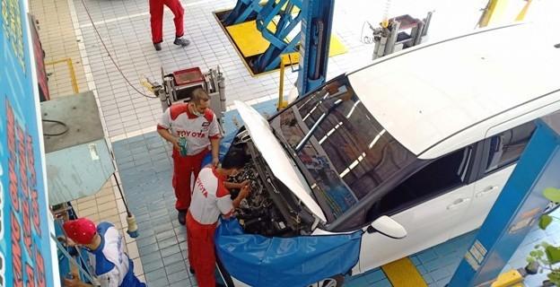 Showroom Mobil di Malang - Auto2000 Sutoyo